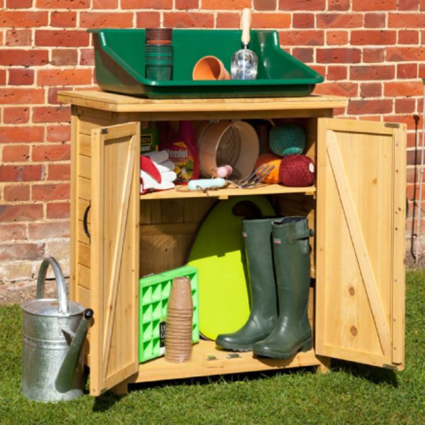 Building Plans Gazebos Pergolas Small Garden Storage Box