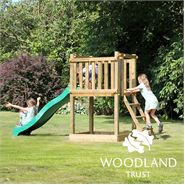 The Woodland Trust Juniper Tower Climbing Frame