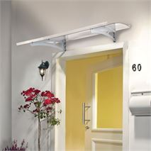 Palram Lucida 1350 Clear Over Door Canopy
