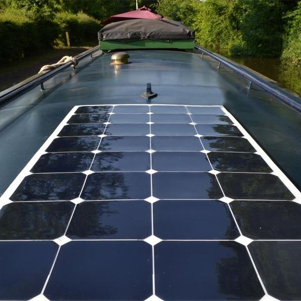 Waltons 240v 400w Roof Mounted Flexible Solar Panel Kit