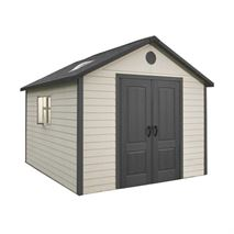 Lifetime 11ft x 13.5ft Apex Plastic Shed