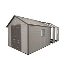 Lifetime 11ft x 18.5ft Apex Plastic Shed