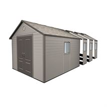 Lifetime 11ft x 26ft Apex Metal Shed