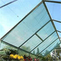 Halls 8ft Greenhouse Shading Screen