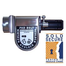Neulock Sold Secure Pad-Bolt