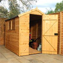 7 x 5 Waltons Tradesman Tongue and Groove Apex Wooden Shed